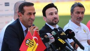 Adil Gevrek: Önemli transferler yaptık, yapmaya da devam edeceğiz...