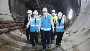 Son dakika... Ulaştırma Bakanı Karaismailoğlundan önemli metro açıklaması