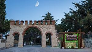 Silivri'deki açık hava müzesi yoğun ilgi görüyor