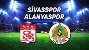 Sivasspor Alanyaspor maçı ne zaman, saat kaçta, hangi kanaldan canlı yayınlanacak