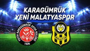 Karagümrük Yeni Malatyaspor maçı ne zaman, saat kaçta, hangi kanaldan yayınlanacak