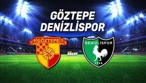 Göztepe Denizlispor maçı ne zaman saat kaçta hangi kanaldan canlı yayınlanacak
