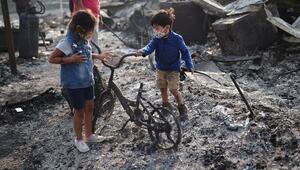 Son dakika haberi: ABD felaketi yaşıyor Yangınlar söndürülemedi, yarım milyon insan evinden oldu