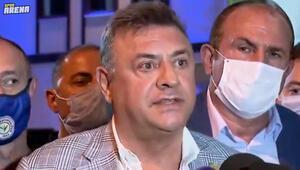 Çaykur Rizespor-Fenerbahçe maç sonu Hasan Kartalın açıklamaları