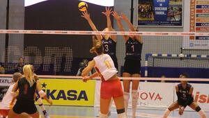 Misli.com Voleybol Sultanlar Liginde Aydın Büyükşehir, Galatasaray HDI Sigortayı 3-2 mağlup etti