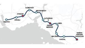 İstanbul'a hızlı metro... 55 dakikaya inecek