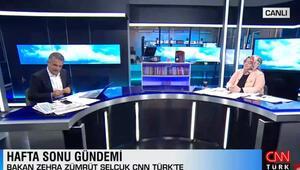 Son dakika... Bakan Selçuk CNN Türkte açıkladı: Aralık sonuna kadar uzatacak fonumuz var