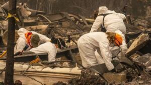 ABDde yangın felaketi büyüyor, çok sayıda can kaybından endişe ediliyor