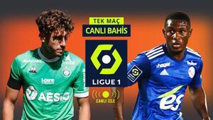 St. Etiennede 5 isim takımdan gitmek istiyor Strasbourg karşısında galibiyetlerine iddaada...