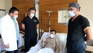 Vandaki bölge hastanesinde, pandemi sürecinde de başarılı kalp ameliyatları gerçekleştirildi
