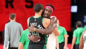 Boston Celtics finalde, Denver Nuggets pes etmedi (NBAde gecenin sonuçları)