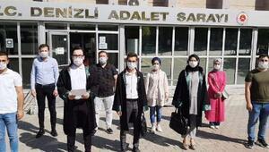 AK Parti Denizli Gençlik Kollarından Mütercimler hakkında suç duyurusu