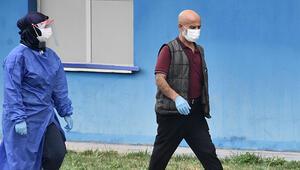 Koronavirüslü olmasına rağmen, dükkanını açtı KYK yurduna yerleştirildi