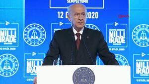 Son dakika haberler... MHP lideri Bahçeli: Macron bunu bilmeli, Miçotakis bunu duymalı