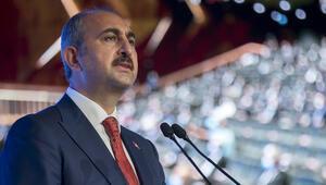 Son dakika haberi: Adalet Bakanı Gül: Demokrasimizin makus talihi değişti