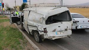 Adıyamanda üç ayrı kaza: 4 yaralı