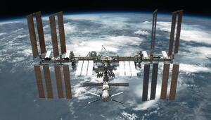 Rusya, Uluslararası Uzay İstasyonu'nun 'çarpışma riski taşıdığını açıkladı