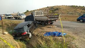 Adanada korkunç kaza 2 ölü, 4 yaralı