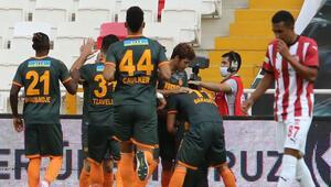 Sivasspor 0-2 Alanyaspor   Maçın özeti ve golleri