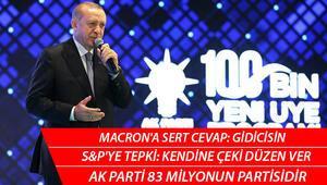 Son dakika: Cumhurbaşkanı Erdoğandan önemli mesajlar