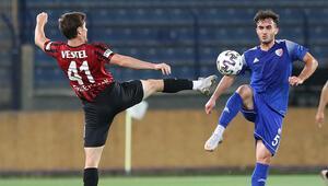 Ankaraspor 1-0 Eskişehirspor
