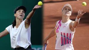 TEB BNP Paribas Tennis Championship İstanbulda Eugenie Bouchard ve Tig finalde karşılaşacak