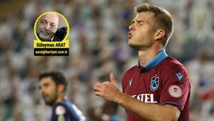 Son Dakika | Trabzonsporda Alexander Sörloth depremi