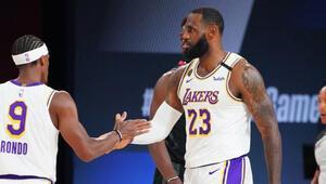 Los Angeles Lakers, Batı Konferansı finalinde (NBAde gecenin sonuçları)
