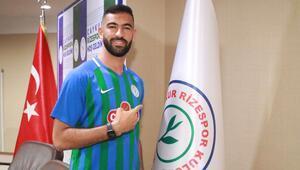 Çaykur Rizespor, Olympiakostan Yassine Meriahi kiraladı