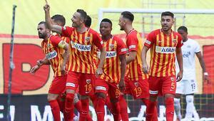 Kayserispor 1-0 Kasımpaşa
