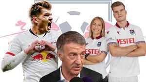 Son Dakika | Trabzonsporda Alexander Sörloth gelişmesi Ahmet Ağaoğlu ve Sörlothun babasından açıklamalar...