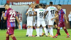 Trabzonspor 1-3 Beşiktaş