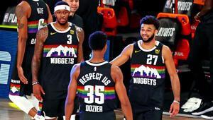 NBAde Denver Nuggets, Clippers karşısında seriyi eşitledi