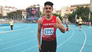20 Yaş Altı Balkan Atletizm Şampiyonasında son günde Türk sporcular, 17 madalya kazandı