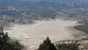 Doğa harikası İnceğiz Kanyonunun suyu çekildi