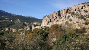 Antalya'nın gözlerden uzak antik kenti; Trebenna