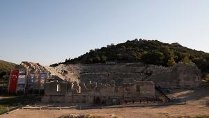 Patara Yılında antik kentteki çalışmalar hızlandı