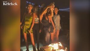 Şevval Şahin 21 yaşına bastı, verilen partide sosyal mesafeye uyulmaması tepki çekti