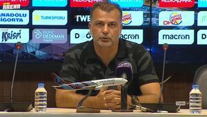 Murat Şahin: Transferler söylendiği gibi büyük ihtimalle olacaktır