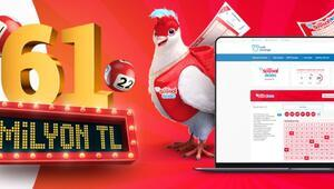 Çılgın Sayısal Loto çekiliş sonuçları Millipiyangoonline.comda açıklandı 14 Eylül Çılgın Sayısal Loto sonuçları ve sorgulama ekranı