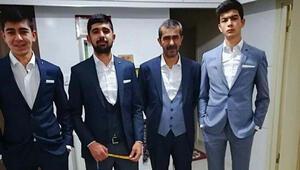 Ankarada otomobil bariyere çarptı 3 kardeş öldü