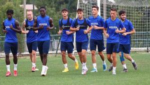 Trabzonspor ara vermeden çalışmalara başladı