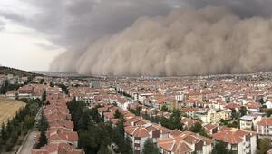 Son dakika... O iller için toz fırtınası uyarısı: Pencereleri açmayın, balkona çıkmayın