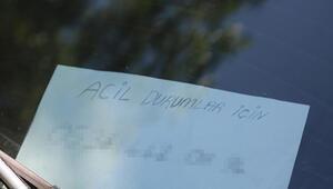 Arabalarında bu not bulundu İki kardeşten haber yok