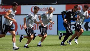 Beşiktaş Antalyaspor maçı hazırlıklarına başladı