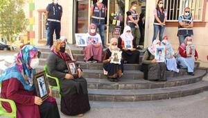 HDP önündeki eylemde 378inci gün