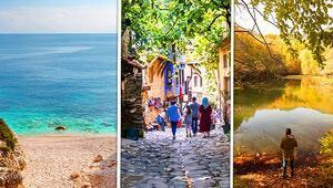 Türkiyede Eylül ayında gidilecek yerlerUzman isimlerden cep yakmayan 5 öneri