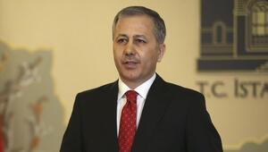 Son dakika haberler... Vali Yerlikayadan İstanbulda kademeli mesai açıklaması