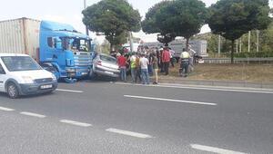 Bilecikte feci kaza 5 yaralı
