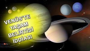 Venüs gezegeni yaşam belirtisi ile gündemde Venüste fosfin gazı ve hayat belirtisi iddiası